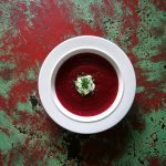 Rote-Beete-Suppe
