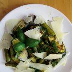 Spargel-Zucchini-Salat