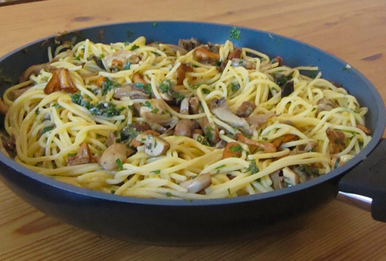 Herbst-Pasta