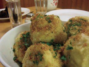 Ullas Kartoffelklösse