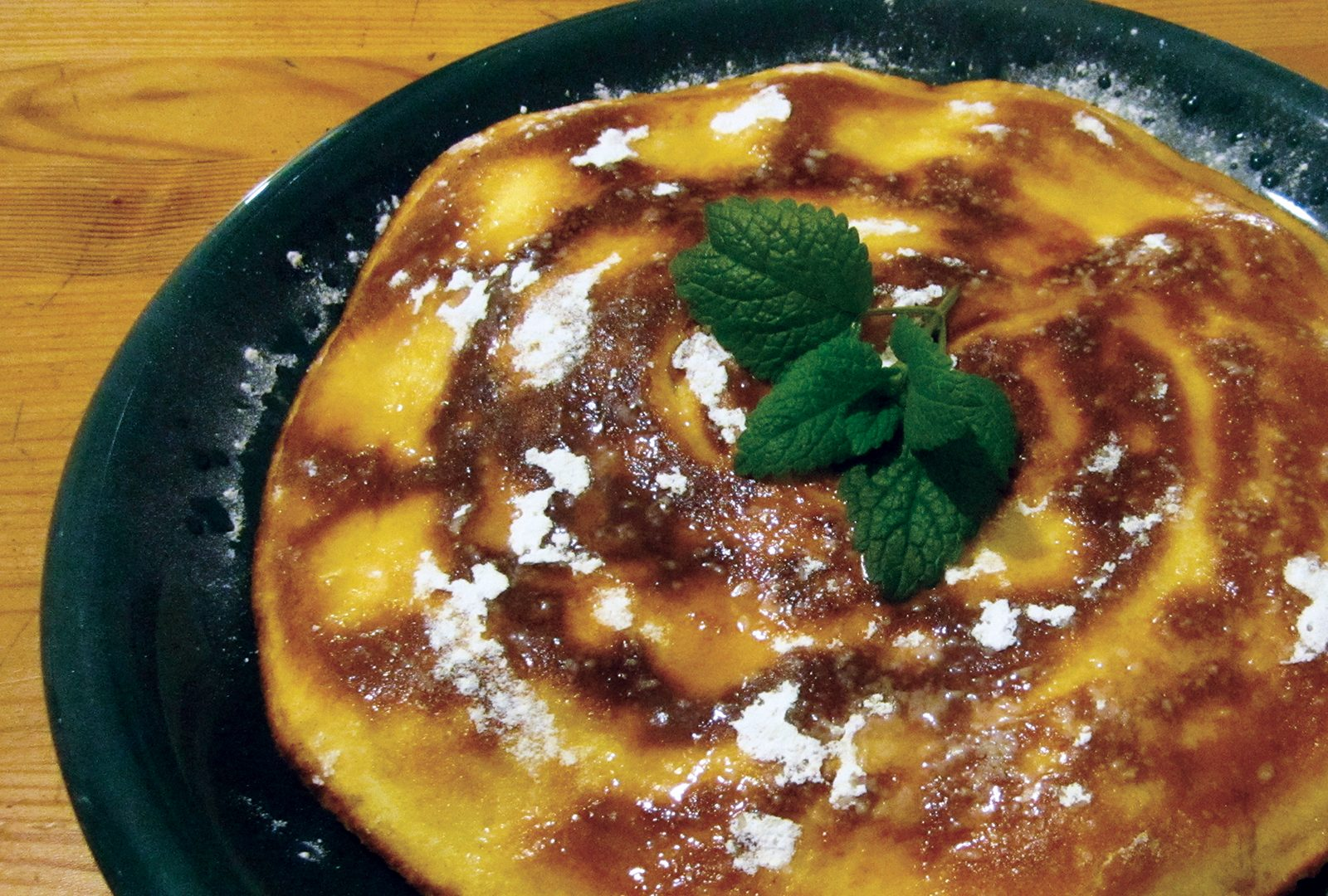 Apfelpfannkuchen Marie-Claire