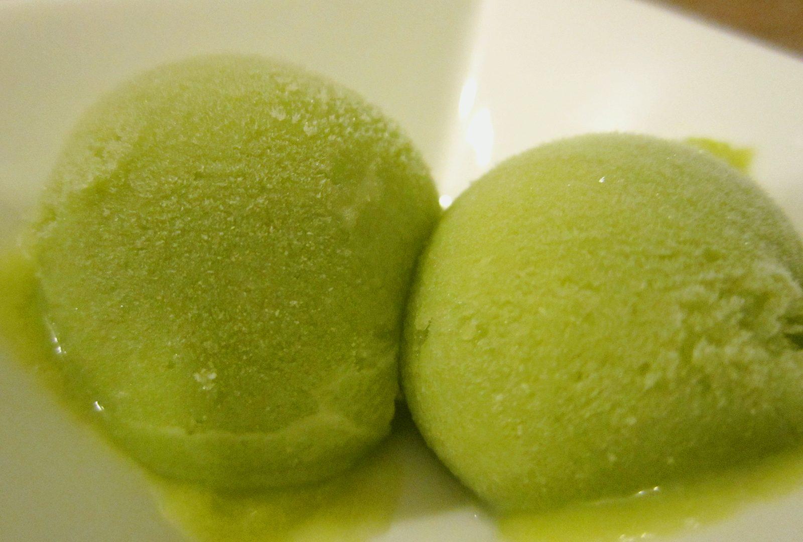 Avocado-Sorbet